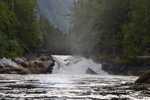 Verney Waterfalls