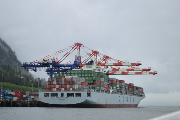 Cosco containers
